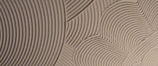 stucwerk op muur